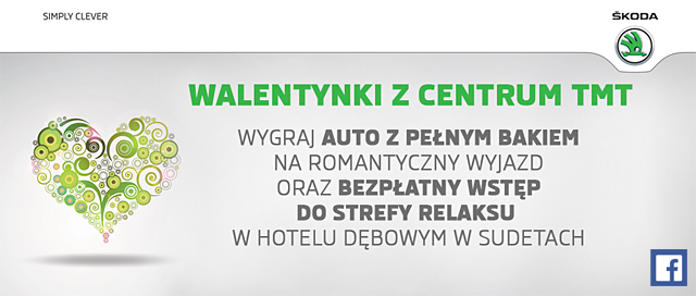 Walentynki z Centrum TMT Škoda Wrocław
