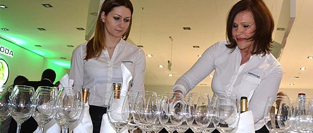 Wielkie otwarcie salonu Skody w Dzierżoniowie
