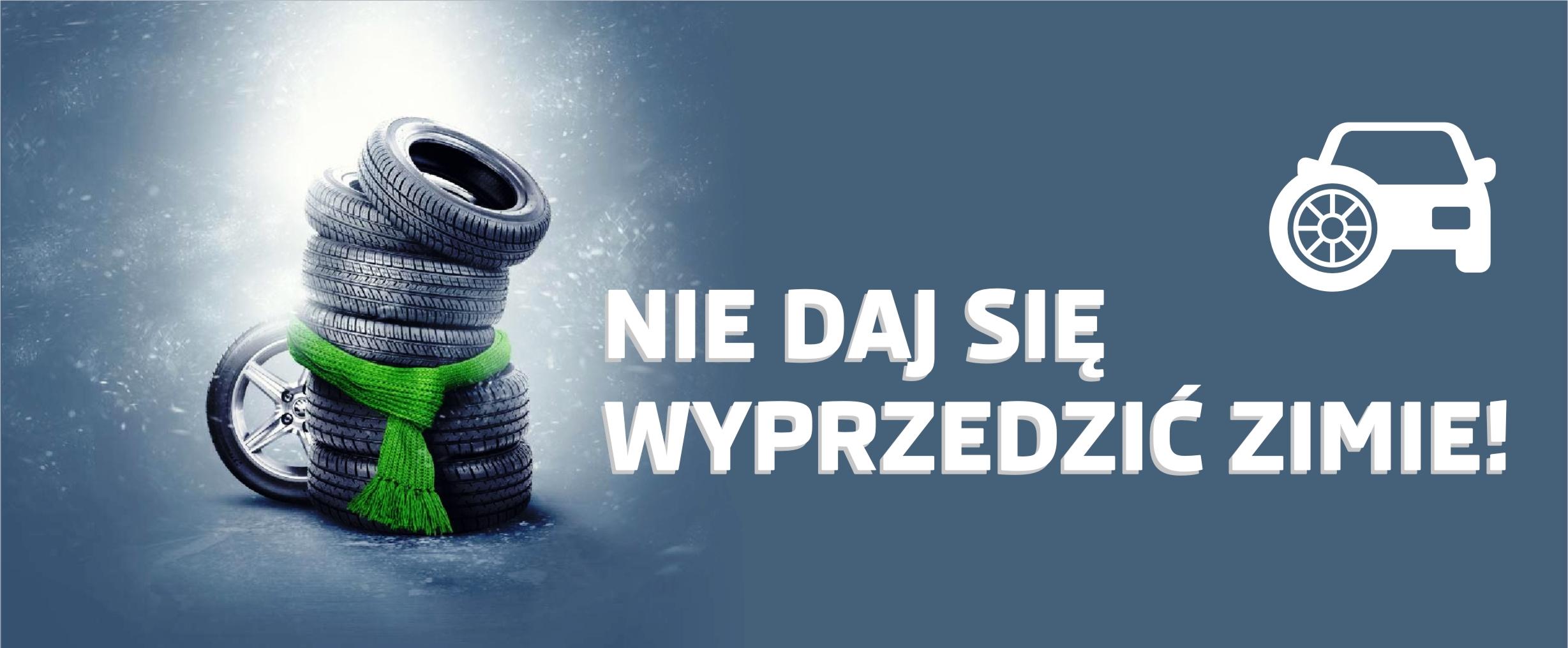 Nie daj się wyprzedzić zimie – szeroka oferta kół i opon zimowych.