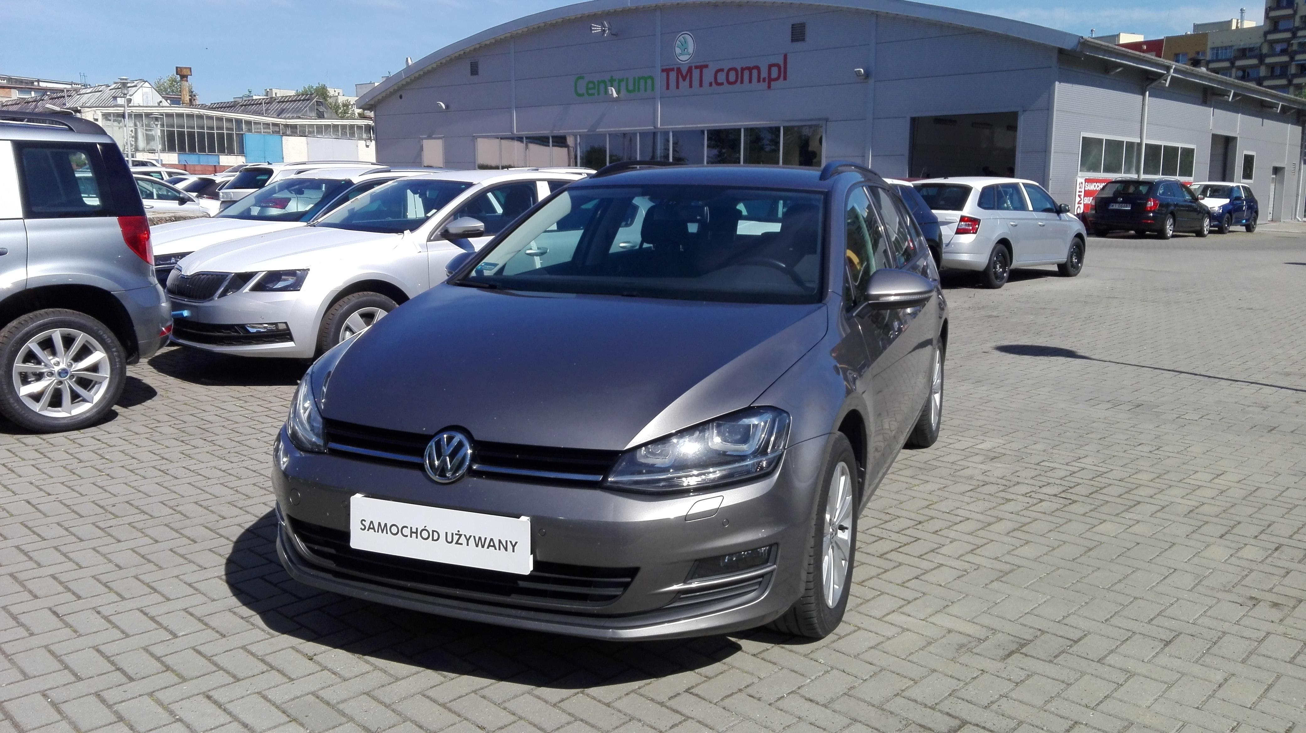 Volkswagen Golv VII, Comfort Line + Business, Ksenon, ASO, I właściciel, Salon PL, VAT