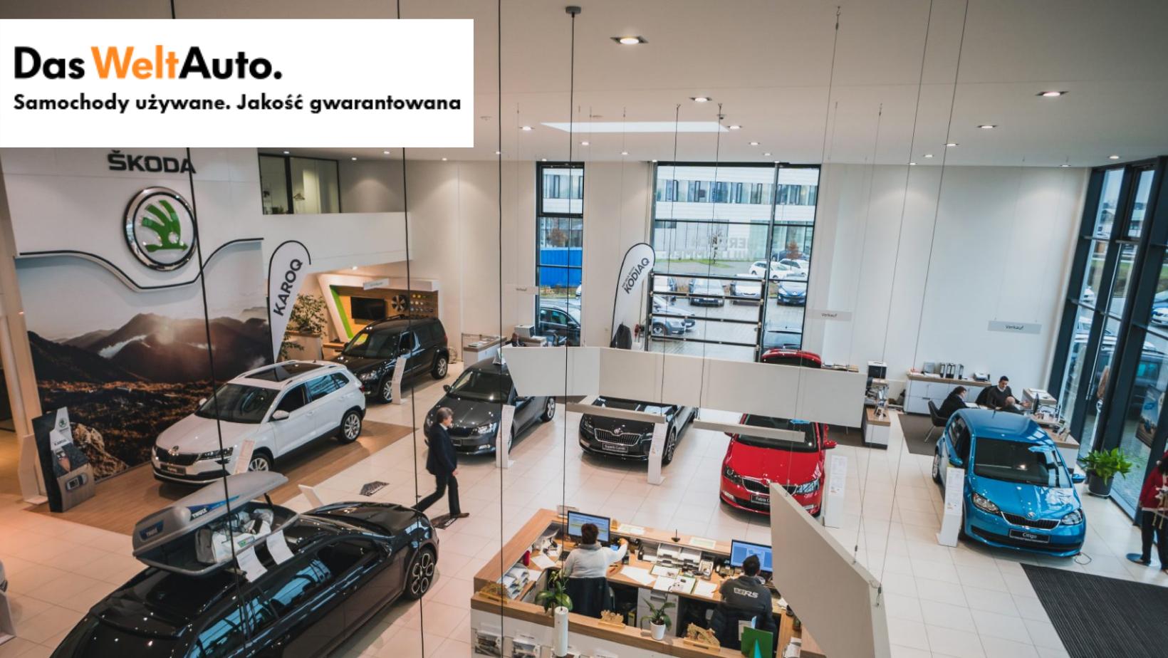 Szukasz auta używanego z pewnego źródła? Już nie musisz! W Das WeltAuto Centrum TMT znaleźliśmy dla Ciebie najlepsze samochody używane.