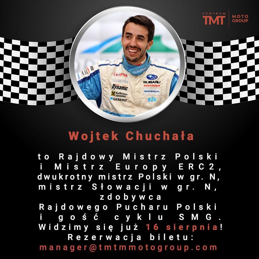 Rajdowy Mistrz Polski w TMT Moto Group