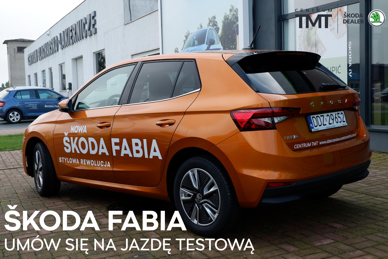 NOWA ŠKODA FABIA IV